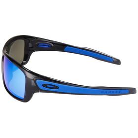 Oakley Turbine Sunglasses black ink/sapphire iridium